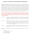 Form Cd 900 - Amended Annual Registration For Corporation
