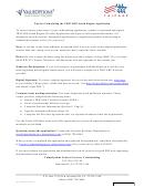 Tricare South Region Application Form