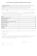 Application For The Surrender Of Indian Passport Citizenship