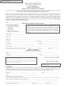 New Vendor Authorization Form/substitute For Irs Form W-9
