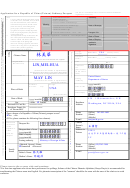 Application For A Republic Of China Taiwan Ordinary Passport