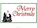 Merry Xmas Sign