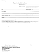 Form Dtf-9.1 - Request For Conciliation Conference Form - Nys Tax Department - New York