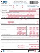 Form 800 - Business Equipment Tax Reimbursement Application - 2010