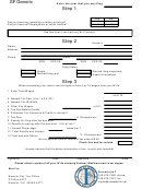Form Sf Generic