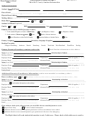 Yearly Student Information Form