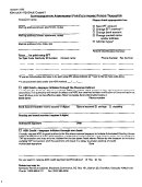 Form 10a070 - Authorization Agreement For Electronic Funds Transfer