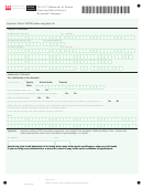 Form Fr-147 - Statement Of Person Claiming Refund Due A Deceased Taxpayer