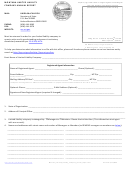 Montana Limited Liability Company Annual Report Form