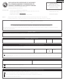 Form 37035 - Application For Certificate Of Authority Of A Foreign Nonprofit Corporation To Transact Business In The State Of Indiana - Secretary Of State