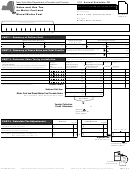 Form St-101 - Sales And Use Tax On Motor Fuel And Diesel Motor Fuel - Annual Schedule For 2000