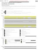 Sd Eform 1932 V9 - South Dakota Streamlined Sales Tax Agreement - Certificate Of Exemption