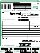 Form Dr-1 - Application To Collect And/or Report Tax In Florida (2001)