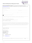 Form 8889: Instructions & Information on the HSA Tax Form |Hsa Distribution Form