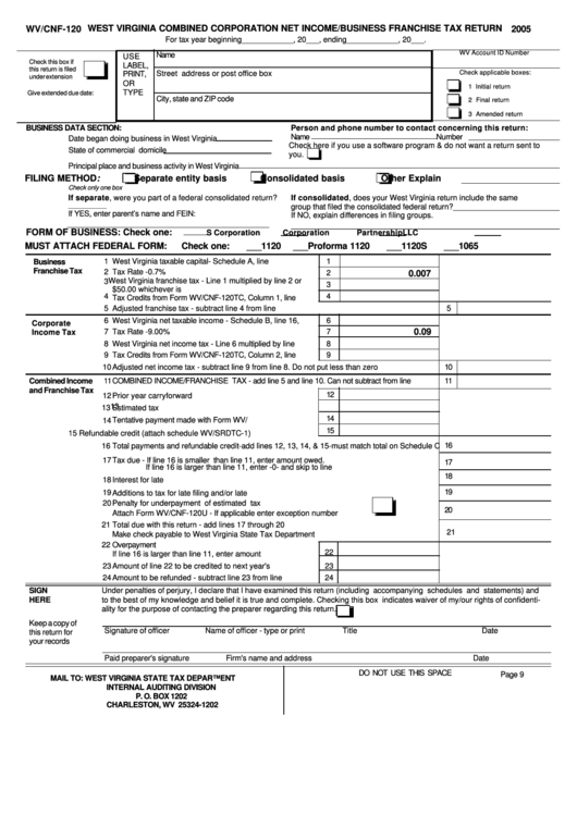 Top 31 West Virginia Income Tax Forms And Templates free to ...