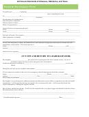 Girl Scouts Diamonds Of Arkansas, Oklahoma, And Texas Parental Permission Form