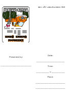 Monster Truck Show Invitation Template