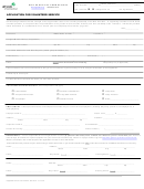 Girl Scouts Of Connecticut Application For Volunteer Service Form