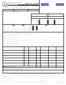 Form Ia 1120s - Iowa Income Tax Return For An S Corporation - 2009