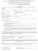 Botox Or Myobioc Prior Authorization Form - Prescriber's Statement Of Medical Necessity