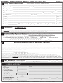 Form F-pas-312 - Automatic Tax Payment Information - Authorization Agreement