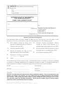Sealed Confidential Reports Cover Sheet - Superior Court Of Washington For Thurston County
