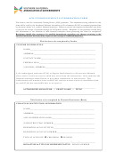 Ach Vendor Payment Authorization Form - Southern California Association Of Governments