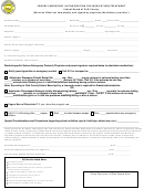 Seizure Emergency Authorization Form For Medication/treatment