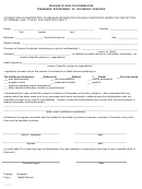 Form Cs-0076 - Release Of Health Information -tennessee Department Of Children's Services