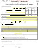 Form 1ps - Registration Report To Determine Liability For Political Subdivision