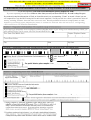 Form Bdvr-153 - Requesting Your Own Record - Michigan Department Of State
