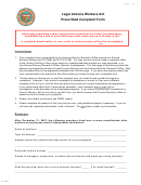 The Legal Arizona Workers Act Complaint Form