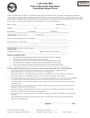 Cancellation Request Form - Lake In The Hills Parks & Recreation Department