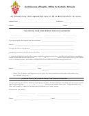 Student Authorization Sheet For Administration Of Oral Medications At School