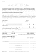 Form 31 - Request For Special Reciprocal Reduction Of Fees Between Iupui And Puwl Form - Purdue University