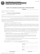 Form Fint122 - Texas Title Insurance Agent/direct Operation Bond Form - Texas Department Of Insurance