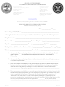 Form Ab-0183 - Delivery Service License Application