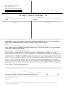 South Carolina Mortgage Form