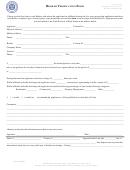 Broker Verification Form - Utah Division Of Real Estate