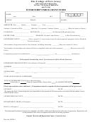 Internship Enrollment Form