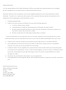 Application For Assignment Of Legal Counsel