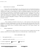 Form Rp-467-d - Instructions - State Of New York