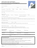 Ced Faculty, Staff, And Student Room Reservation/event Planning Form