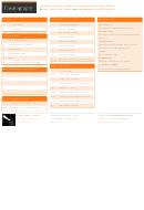 Google Analytics Regular Expressions Cheat Sheet
