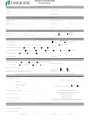 Product Claim Form
