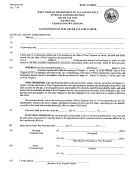 Form Wv/gas-510 - Gasoline/special Fuel Excise Tax Surety Bond Form - Department Of Tax And Revenue - West Virginia