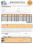 School Programm Registration Form