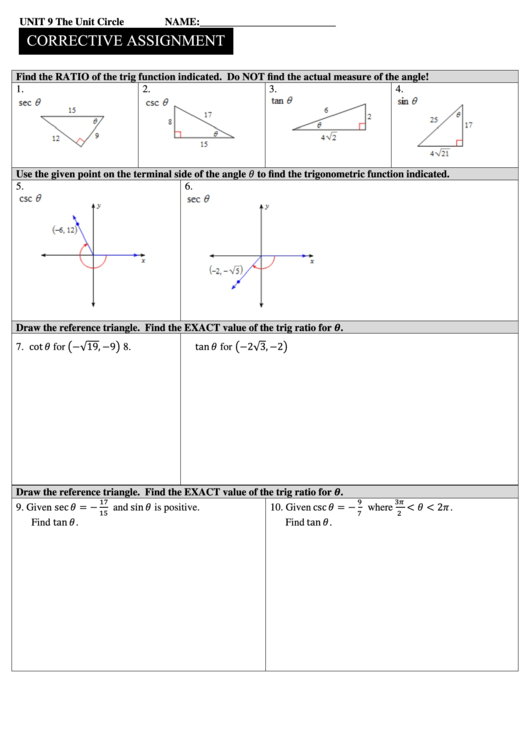 The Unit Circle Worksheet Template Printable Pdf Download. The Unit Circle Worksheet Template Printable Pdf. Worksheet. Unit Circle Trig Worksheet Pdf At Mspartners.co