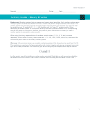 Activity Guide - Binary Practice