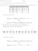 Compare Decimals Quiz
